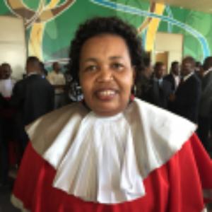 Victoria Lyimo Makani, Tanzian High Court Judge