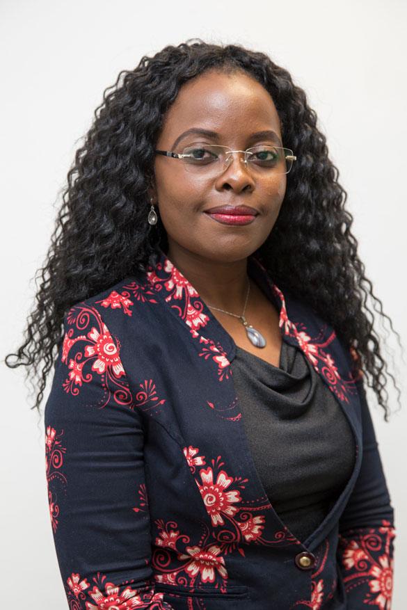 Janet Ndyetabura